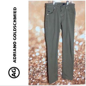 Adriano Goldschmied Matchbox Khaki Tan Jeans Pants
